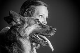 foto met je hond